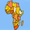 Geography Game - Africa -  Puzzle Game