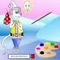Coloring the Mouse -  Puzzle Game