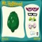 Mr VegHead -  Arcade Game