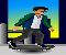 Rooftop Skater -  Sports Game