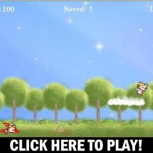 Angel Falls -  Action Game