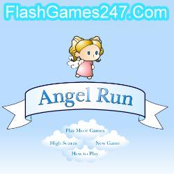 Angel Run -  Adventure Game