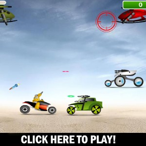 Attack Time -  Shooting Game