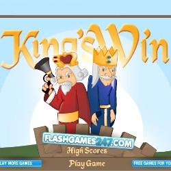 Kings Win -  Shooting Game