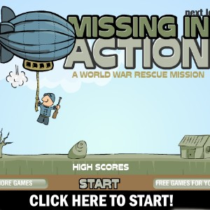 Missing In Action -  Action Game